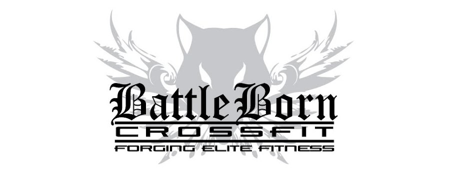 Battle Born CrossFit WOD