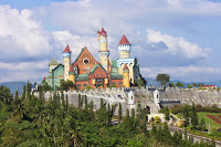 Fantasy Island Castle