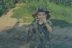 This Kids Gives Hunting A Thumbs Up!