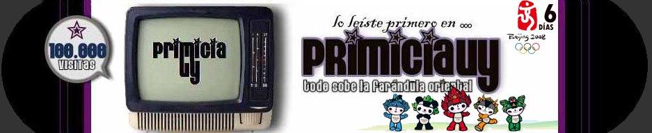 PRIMICIA UY -  Lo leíste primero en Primiciauy.