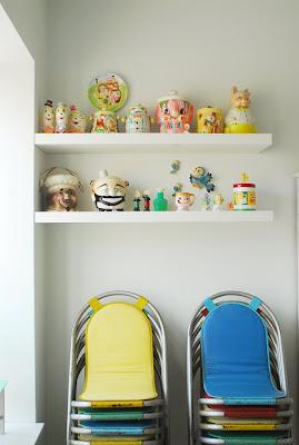Patrick J Baglino Jr Interior Design A Vintage Toy