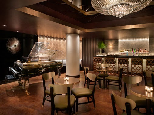 Patrick j baglino jr interior design glass concerto at for Delano hotel decor