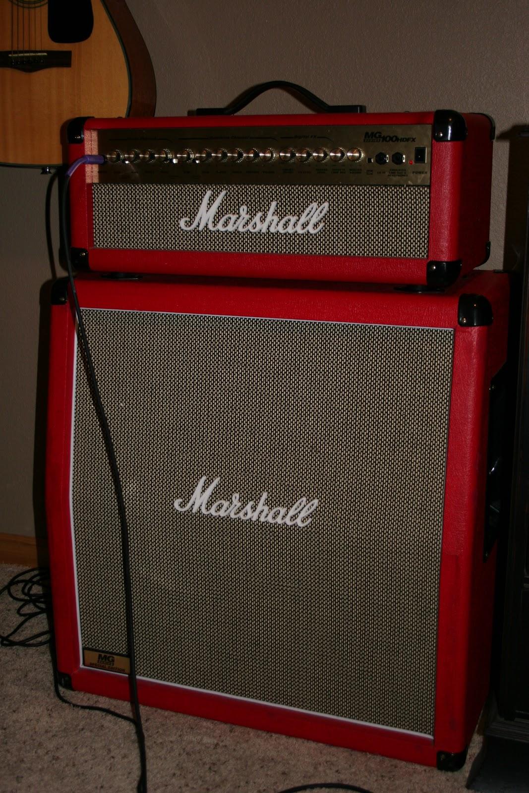 Guitar Jam Guitars Marshall Half Stack Special Edition