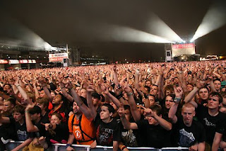 Metallica on Rock am Ring