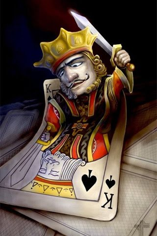 Wallpapers hd para iphone 4 poker