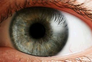 foto ojo rojo: