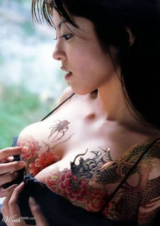 Sexy Female Breasts 49