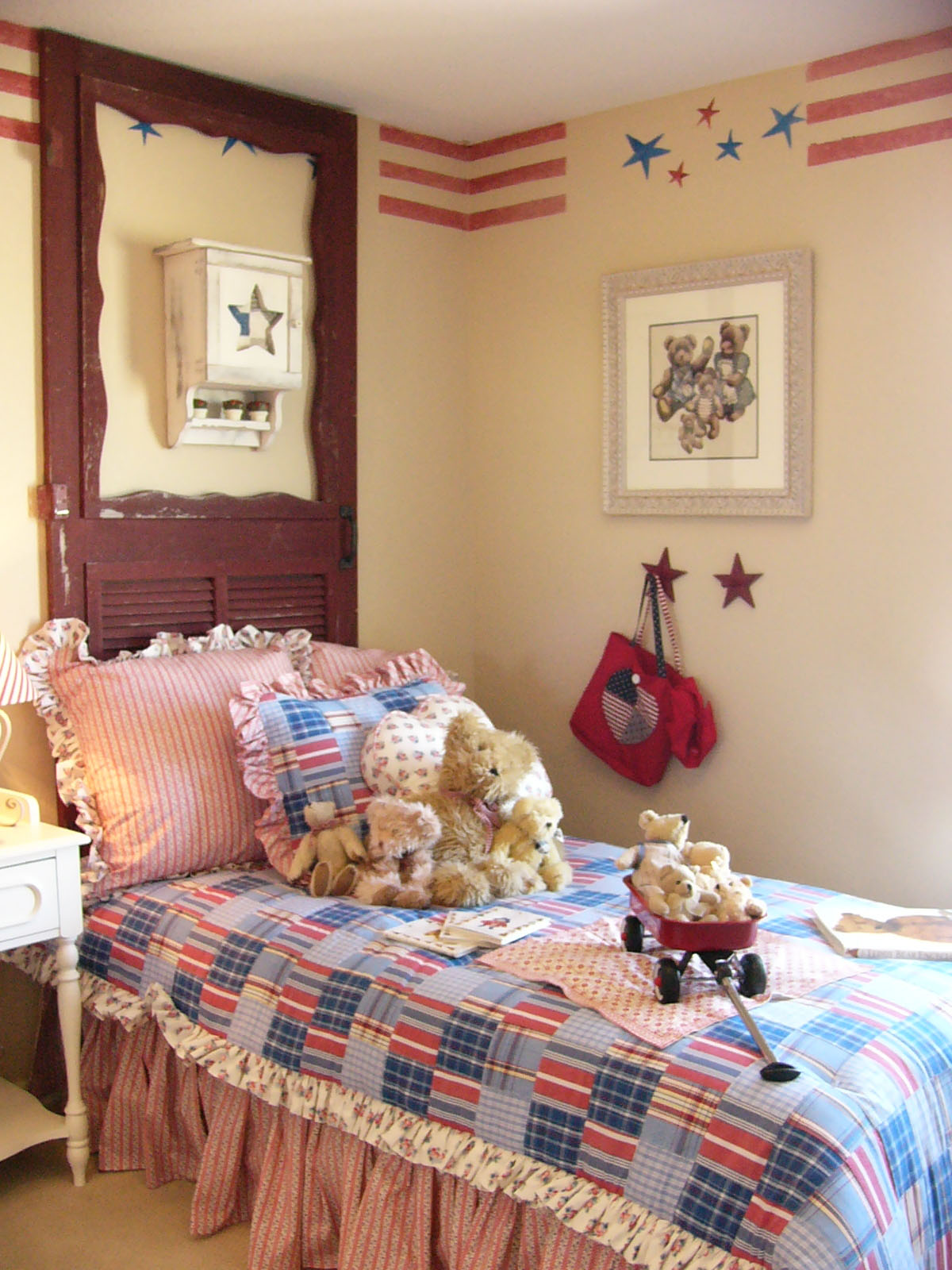 Americana Decorating Ideas | Dream House Experience