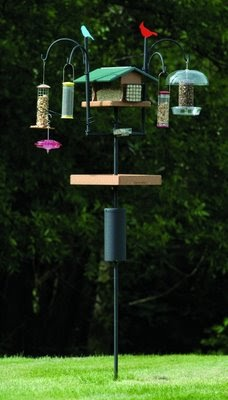 Wild Birds Unlimited The Advanced Pole System Looks