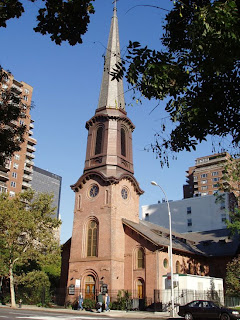 Nyc Church Soup Kitchen Meal Service Upper East Side