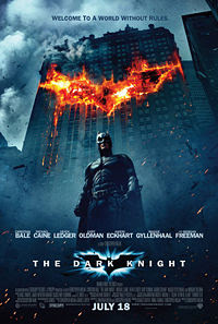 Películas de Superhéroes: The Dark Knight