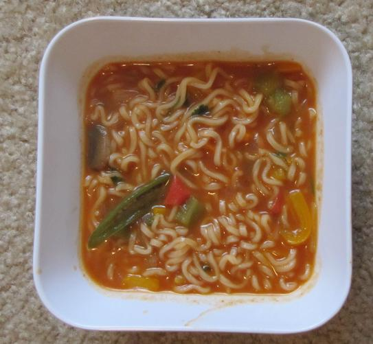 Ucla Leaves Another College Cup Disappointed: Super Yummy Recipes: Spicy Soupy Noodles