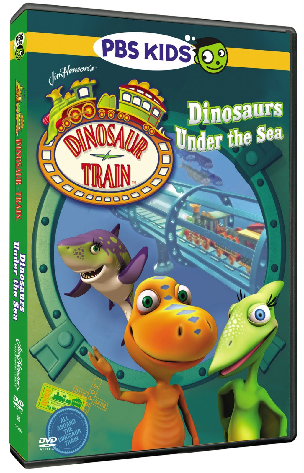 L.A. Story: And the 'Dinosaur Train' DVD goes to ...
