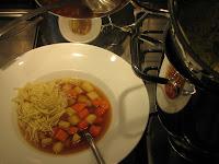 Suppeneinlagen