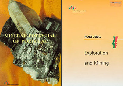 Mineral Potential of Portugal & Portugal - Exploration and Mining