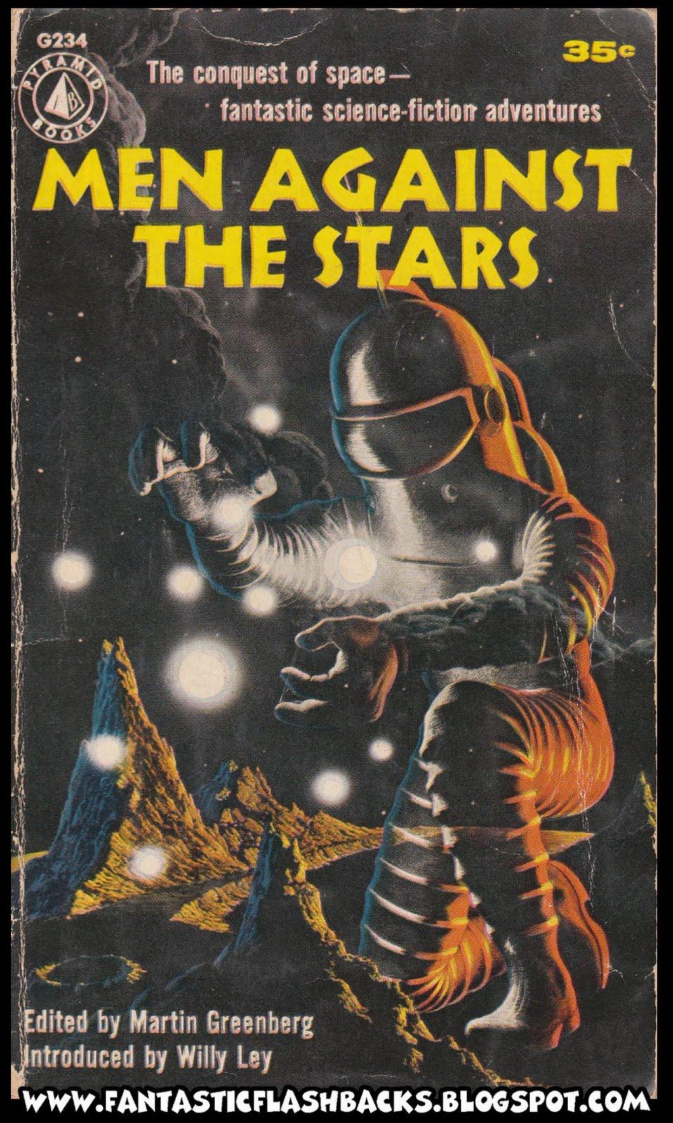 Fantastic Flashbacks: More Sci-Fi Book covers
