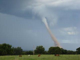 Tornado en Córdoba