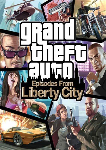 اسطورة العاب الكمبيوتر كاملة Grand Theft Auto 4 Episodes From Liberty City Full