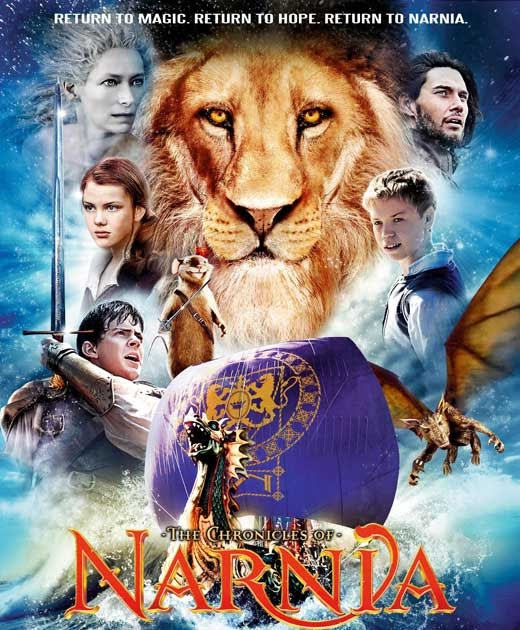 The Chronicles Of Narnia 3 (2010) Hindi Dubbed R5 Rip Full