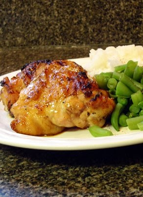Creating Post it Notes: .apricot balsamic chicken.