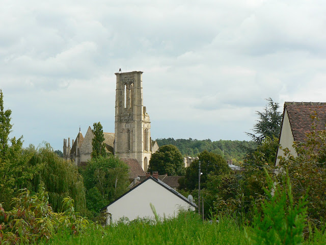 Larchant église de saint mathurin