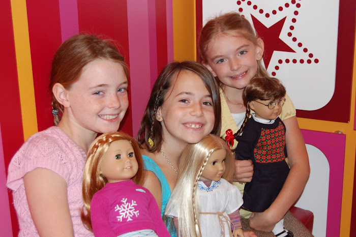 American Girl Doll Store - Priceless