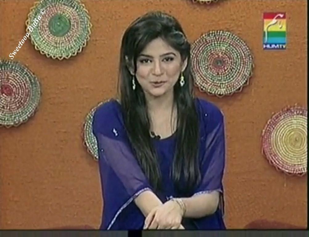 Pakistani Television Captures And Hot Models  Sanam Baloch