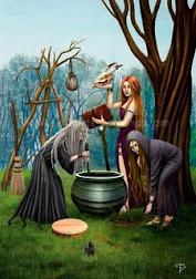 69b52987c Poesia extraída do livro  A Bruxa Solitária