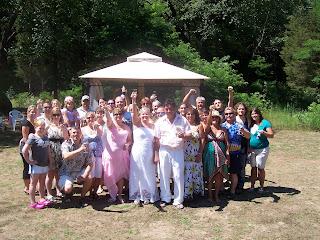 Beach wedding, gay beach wedding Michigan, wedding officiant