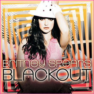 britney spears, blackout cd cover