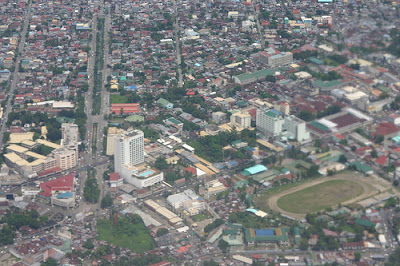 davao city top view
