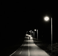 safe, night walk