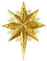 christmas star, star
