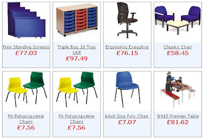 home office and school furnitures