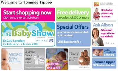 tommee tippee baby products