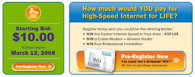 charter high speed internet for life