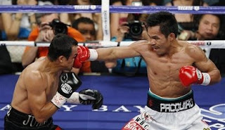 pacquiao marquez fight in 2007