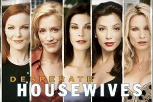 desperate housewives, teri hatcher, eva longoria, marcia cross