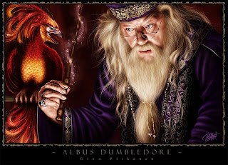 albus dumbledore, harry potter, j.k. rowling, hogwarts headmaster, gay