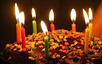 cake, goldilocks, red ribbon, birthday cake