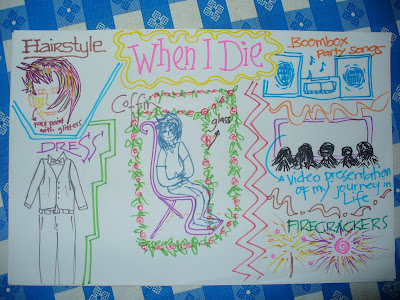 last will, drawing, death note