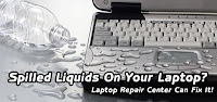 laptop, laptop spill, laptop spill care