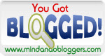 you got blogged, contest, blog contest, review a blog