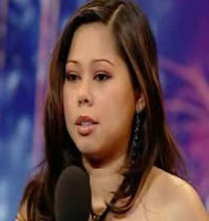 madonna decena singing I will always love you by whitney houston in britain's got talent