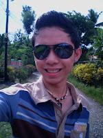 zang with Rayban Sunglasses shades