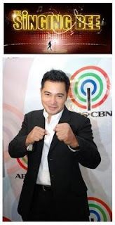 singing bee philippines with host cesar montano