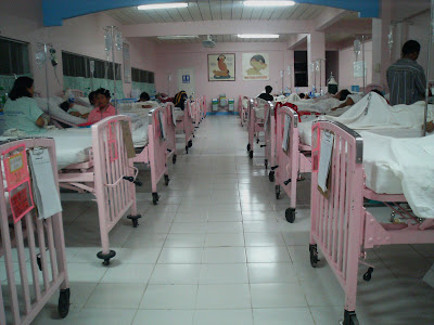 ob gyne ward davao regional hospital