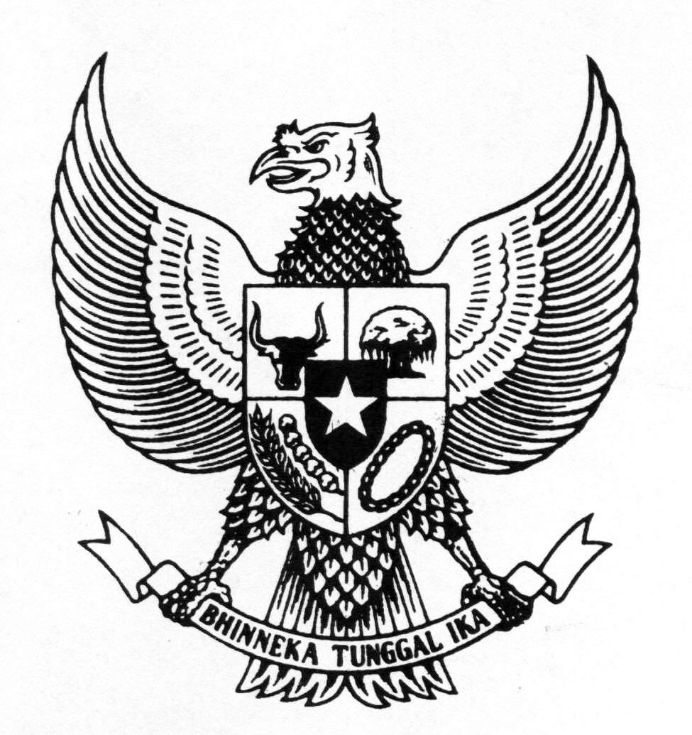 Izarnazar Gambar Mewarnai Garuda