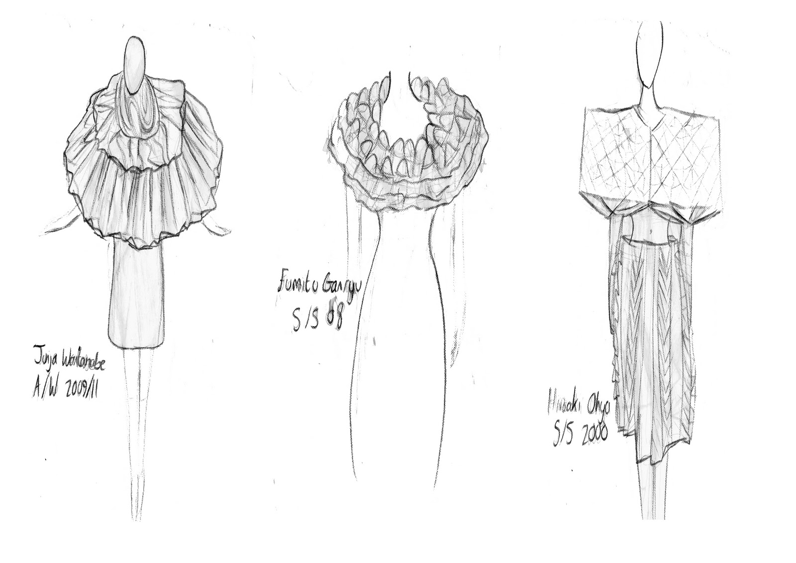Jeanette Wong - Journey into Fashion Design: Quick ...