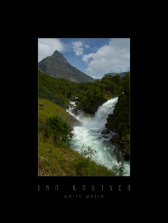 White Water by Photographer Jan Knutsen